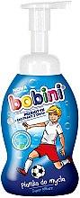Düfte, Parfümerie und Kosmetik Badeschaum mit Haferextrakt für Kinder Super Fußballspieler - Bobini Baby Line Bath Foam