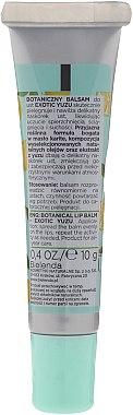 Lippenbalsam Exotic Yuzu - Bielenda Exotic Yuzu Lip Balm — Bild N4