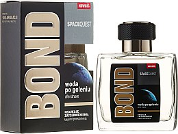 Düfte, Parfümerie und Kosmetik Beruhigende After Shave Lotion - Bond Spacequest After Shave Lotion
