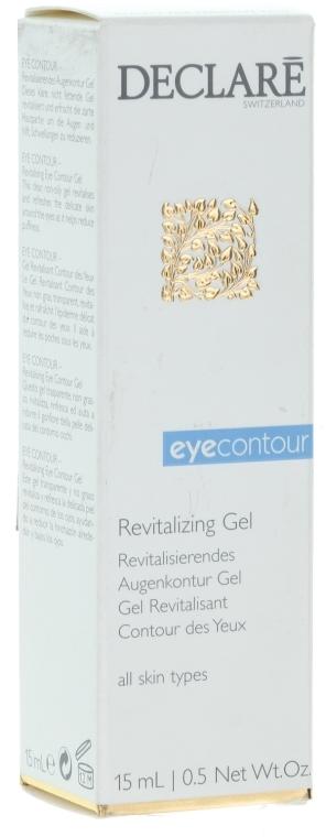 Revitalisierendes Augenkonturgel für alle Hauttypen - Declare Revitalising Eye Contour Gel — Bild N1