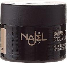 Düfte, Parfümerie und Kosmetik Lippenbalsam mit Kakaobutter - Najel Cocoa Lip Balm
