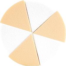Düfte, Parfümerie und Kosmetik Make-up Schwämmchen dreieckig 6 St. - Astra Make-Up Precision Foundation Sponges