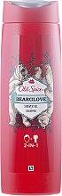 Düfte, Parfümerie und Kosmetik Duschgel - Old Spice Bearglove Shower Gel+Shampoo