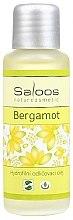 Düfte, Parfümerie und Kosmetik Hydrophiles Reinigungsöl aus Bergamotte für fettige und Mischhaut - Saloos Bergamot Oil