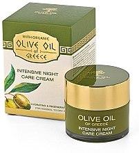 Düfte, Parfümerie und Kosmetik Intensiv feuchtigkeitsspendende Nachtscreme - BioFresh Olive Cream