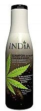 Düfte, Parfümerie und Kosmetik Shampoo mit Hanföl für Männer - India