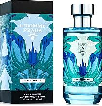 Düfte, Parfümerie und Kosmetik Prada L'Homme Water Splash - Eau de Toilette