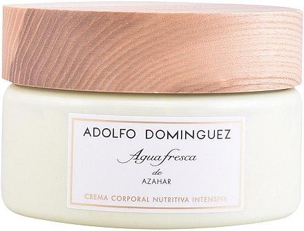 Adolfo Dominguez Agua Fresca de Azahar - Körpercreme — Bild N1