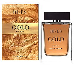 Düfte, Parfümerie und Kosmetik Bi-es Gold For Man Eau De Toilette - Eau de Toilette
