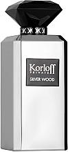 Düfte, Parfümerie und Kosmetik Korloff Paris Silver Wood - Eau de Parfum