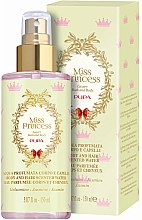Düfte, Parfümerie und Kosmetik Pupa Miss Princess Body and Hair Scented Water Jasmine - Eau de Parfum