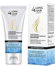 Düfte, Parfümerie und Kosmetik Haarwachstum stimulierendes Shampoo - Long4Lashes Krioterapia Micellar Shampoo