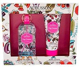 Düfte, Parfümerie und Kosmetik Aubusson Day Dreams - Duftset (Eau de Parfum 100ml + Körperlotion 100ml)