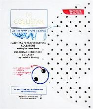 Düfte, Parfümerie und Kosmetik Anti-Falten Gesichtsmaske mit Kollagen - Collistar Pure Actives Micromagnetic Mask Anti-wrinkle Mask
