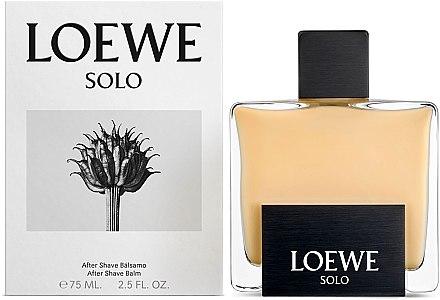 Loewe Solo Loewe After Shave Balm - After Shave Balsam — Bild N1