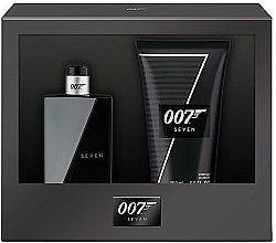 Düfte, Parfümerie und Kosmetik James Bond 007 Seven - Duftset (Eau de Toilette/50ml + Duschgel/150ml)