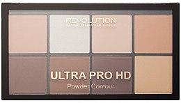 Düfte, Parfümerie und Kosmetik Konturierpuder-Palette - Makeup Revolution HD Pro Powder Contour