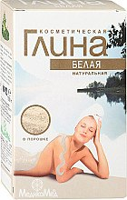 Düfte, Parfümerie und Kosmetik Natürlicher kosmetischer weißer Ton - MedikoMed