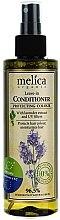 Düfte, Parfümerie und Kosmetik Haarspülung zum Farbschutz mit Lavendel-Extrakt und UV-Filter - Melica Organic Leave-in Protecting Colour Conditioner