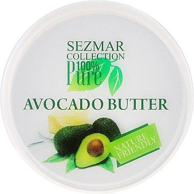 100% natürliche Avocadobutter für Körper und Gesicht - Hristina Cosmetics Sezmar Collection — Bild N1