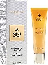 Düfte, Parfümerie und Kosmetik Reparierende Gelmaske für das Gesicht - Guerlain Abeille Royale Repairing Honey Gel Mask