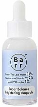 Düfte, Parfümerie und Kosmetik Aufhellende Gesichtsampulle - Barr Super Balance Brightening Ampoule