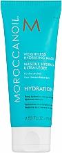 Feuchtigkeitsmaske für dünnes Haar - Moroccanoil Weightless Hydrating Mask Moroccanoil — Bild N1