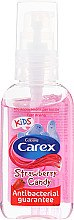 Düfte, Parfümerie und Kosmetik Antibakterielles Handwunder-Gel - Carex Strawberry Candy