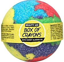 Düfte, Parfümerie und Kosmetik Badebombe Box Of Crayons - Beauty Jar Box Of Crayons