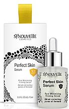 Düfte, Parfümerie und Kosmetik Gesichtsserum - Synouvelle Cosmectics Perfect Skin Serum Pore Minimising 3.1