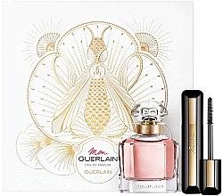 Düfte, Parfümerie und Kosmetik Guerlain Mon Guerlain Florale - Duftset (Eau de Parfum/50ml + Wimperntusche/8,5ml)