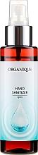 Düfte, Parfümerie und Kosmetik Antibakterielles Händedesinfektionsspray - Organique Hand Sanitizer Spray