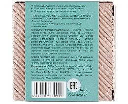 100% Natürliches aufhellendes Zahnpulver mit Minzextrakt - Rezepte der Oma Agafja — Bild N5
