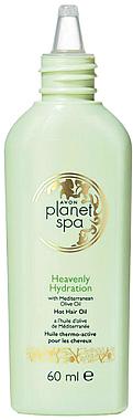 Haaröl - Avon Planet Spa Heavenly Hydration Hot Hair Oil — Bild N1