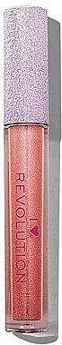 Lipgloss - I Heart Revolution Metallic Unicorn Lip — Bild N1
