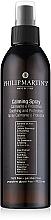 Düfte, Parfümerie und Kosmetik Beruhigendes und feuchtigkeitsspendendes Haarspray mit Aloeextrakt und Minze - Philip Martin's Calming Spray
