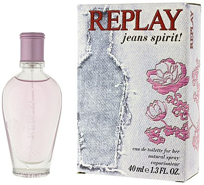 Replay Jeans Spirit! For Her - Eau de Toilette — Bild N1