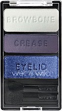Lidschatten-Trio - Wet N Wild Color Icon Eyeshadow Trio — Bild N1