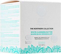 Düfte, Parfümerie und Kosmetik Weiße Reinigungsbutter für normale und Mischhaut - Natura Siberica The Northern Collection White Cleansing Butter