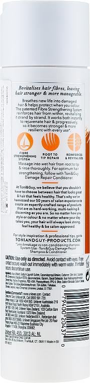Shampoo für geschädigtes Haar - Toni & Guy Cleanse Damaged Hair Shampoo — Bild N2