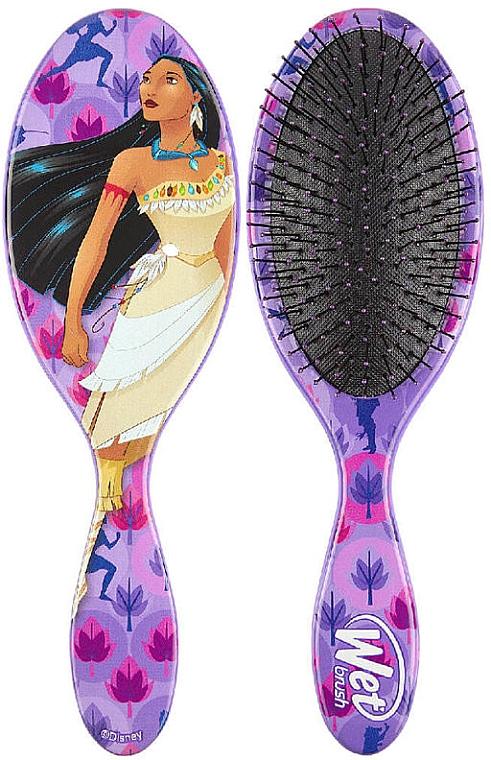 Haarbürste für Kinder Prinzessin Pocahontas - Wet Brush Disney Princess Original Detangler Pocahontas — Bild N1