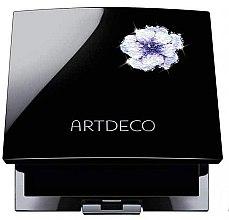 Düfte, Parfümerie und Kosmetik Limitierte magnetische Leerpalette mit Blüten-Design - Artdeco Crystal Garden Glamour Beauty Box Trio Magnetbox