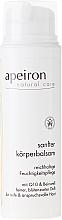 Düfte, Parfümerie und Kosmetik Reichhaltiger feuchtigkeitsspendender Körperbalsam mit Q10 und Beinwell für reife und anspruchsvolle Haut - Apeiron Gentle Body Lotion
