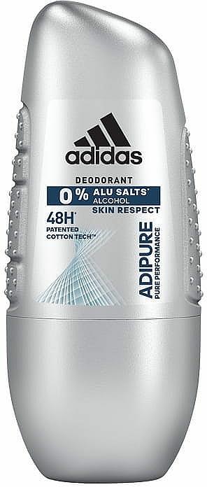 Adidas Adiapure XL Men 48h - Deo Roll-on Antitranspirant  — Bild N1
