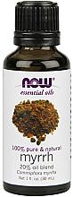 Düfte, Parfümerie und Kosmetik Ätherisches Öl mit Myrrhe - Now Foods Essential Oils Myrrh Oil Blend