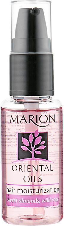Feuchtigkeitsspendendes Haaröl - Marion Moisturization Hair Oriental Oil