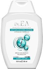 Düfte, Parfümerie und Kosmetik Shampoo gegen Haarausfall mit Aminosäuren Komplex für normales und trockenes Haar - Dr.EA Anti-Hair Loss Herbal Shampoo