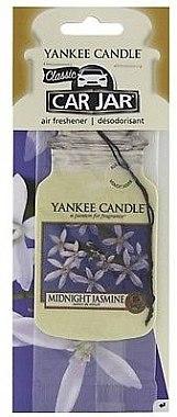 Auto-Lufterfrischer Midnight Jasmine - Yankee Candle Midnight Jasmine Car Jar  — Bild N1