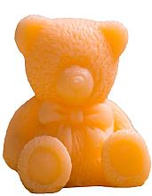 Düfte, Parfümerie und Kosmetik Handgemachte Glycerinseife Teddybär mit Grapefruit Duft - LaQ Happy Soaps Natural Soap
