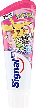 Düfte, Parfümerie und Kosmetik Kinderzahnpasta 7+ Pokemon mit mildem Minzgeschmack rosa - Signal Junior Pokemon Toothpaste